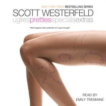 Pretties by Scott Westerfeld audiobook