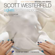 Uglies by Scott Westerfeld audiobook