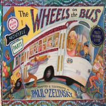 The Wheels on the Bus  by Paul O. Zelinsky audiobook