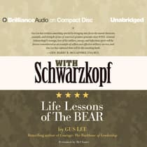 With Schwarzkopf by Gus Lee audiobook