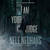 I Am Your Judge by Nele Neuhaus audiobook