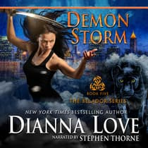 Demon Storm by Dianna Love audiobook