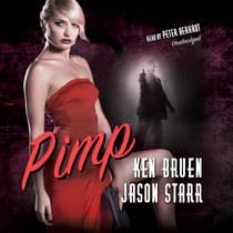 Pimp by Ken Bruen audiobook