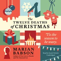 The Twelve Deaths of Christmas by Marian Babson audiobook