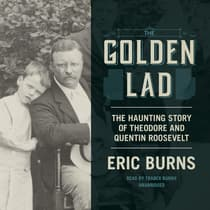 The Golden Lad by Eric Burns audiobook