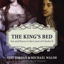 The King's Bed by Don Jordan audiobook