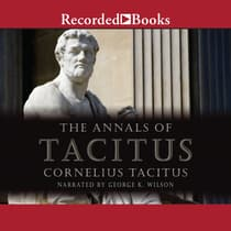 The Annals of Tacitus by Cornelius Tacitus audiobook