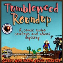 Tumbleweed Roundup by Brian Price audiobook