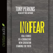 No Fear by Tony Perkins audiobook
