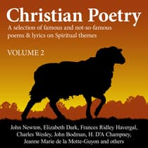 Christian Poetry Volume 2 by various authors audiobook