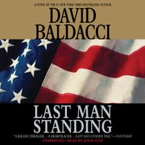 Last Man Standing by David Baldacci audiobook