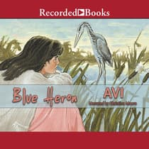 Blue Heron by Avi audiobook