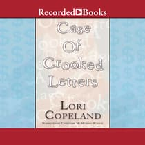 A Case of Crooked Letters by Lori Copeland audiobook
