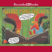 Interrupting Chicken by David Ezra Stein audiobook