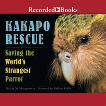 Kakapo Rescue by Sy Montgomery audiobook