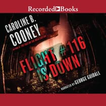 Flight #116 is Down by Caroline B. Cooney audiobook