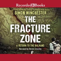 The Fracture Zone by Simon Winchester audiobook