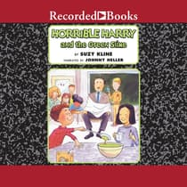 Horrible Harry and the Green Slime by Suzy Kline audiobook