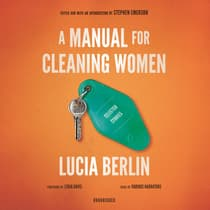 A Manual for Cleaning Women by Lucia Berlin audiobook