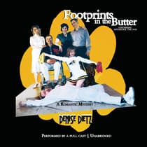 Footprints in the Butter by Denise Dietz audiobook