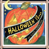 Halloween Is … by Gail Gibbons audiobook