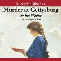 Murder at Gettysburg by James Walker audiobook