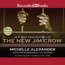 The New Jim Crow by Michelle Alexander audiobook