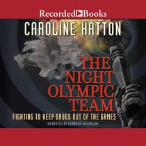 Night Olympic Team by Caroline Hatton audiobook