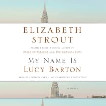 My Name Is Lucy Barton by Elizabeth Strout audiobook