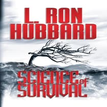 Science of Survival by L. Ron Hubbard audiobook