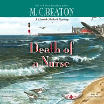 Death of a Nurse by M. C. Beaton audiobook