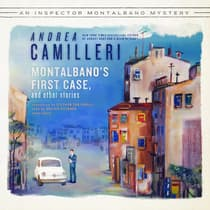 Montalbano's First Case, and Other Stories by Andrea Camilleri audiobook