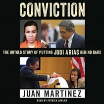 Conviction by Juan Martinez audiobook