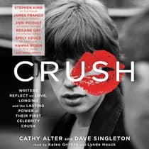 CRUSH by Cathy Alter audiobook