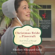 A Christmas Bride in Pinecraft by Shelley Shepard Gray audiobook