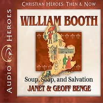 William Booth by Janet Benge audiobook