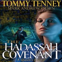 The Hadassah Convenant by Tommy Tenney audiobook