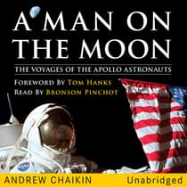 A Man on the Moon by Andrew Chaikin audiobook