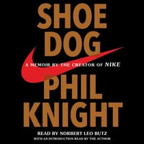 Shoe Dog by Phil Knight audiobook