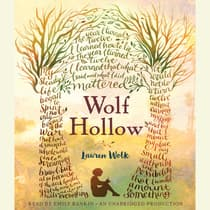 Wolf Hollow by Lauren Wolk audiobook