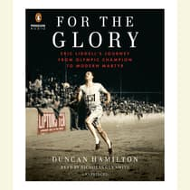 For the Glory by Duncan Hamilton audiobook
