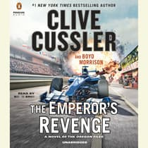 The Emperor's Revenge by Clive Cussler audiobook
