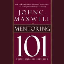 Mentoring 101 by James W. Nichol audiobook