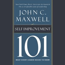 Self-Improvement 101 by John C. Maxwell audiobook