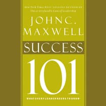 Success 101 by John C. Maxwell audiobook