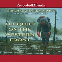 All Quiet on the Western Front by Erich Maria Remarque audiobook