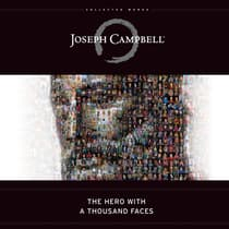 The Hero with a Thousand Faces by Joseph Campbell audiobook