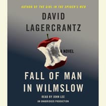 Fall of Man in Wilmslow by David Lagercrantz audiobook