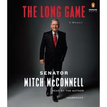 The Long Game by Mitch McConnell audiobook