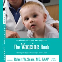 The Vaccine Book by Robert W. Sears audiobook
